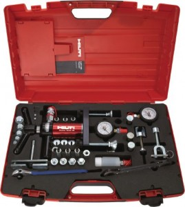 Hilti HAT-28 anchor tester